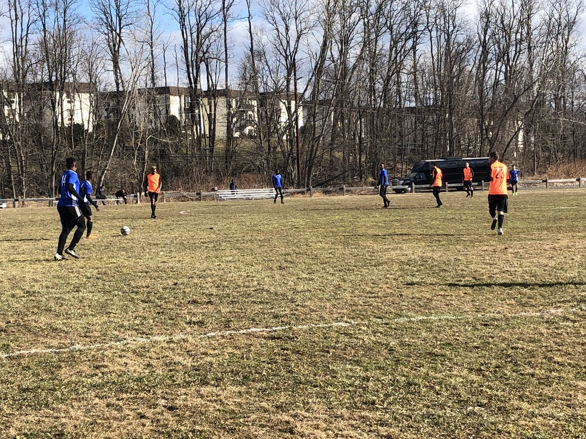 Firsts tie 2-2 with @_SportingSC ! Ole was up 2-0 in 2nd half but Sporting clawed back to tie it. It was a great physical match. Good luck the rest of the way! 🔥⚽️🔥⚽️ @CosmoLeague