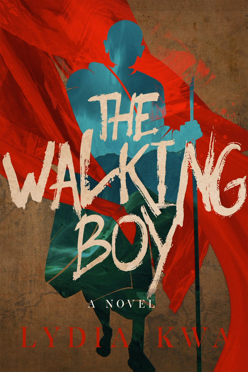 This Friday, Mar 22 in #Vancouver: Lydia Kwa launches THE WALKING BOY, the follow-up to Oracle Bone and the second novel in the Chuanqi 傳奇 Trilogy.  @massybooks, 7pm!  https://www.facebook.com/events/2218532671731651/ …