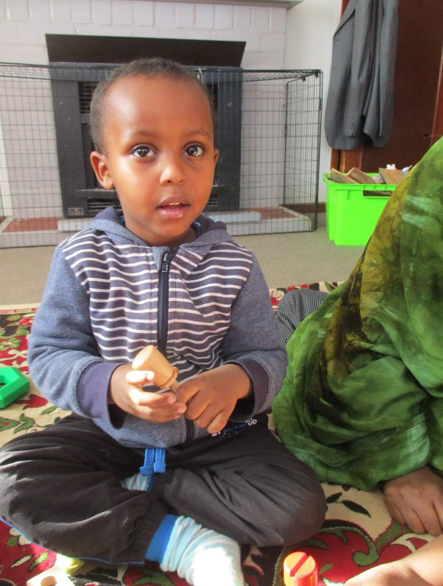 HE HAS A NAME: 3-year-old Mucaad Ibrahim was murdered at the Al Noor Mosque in Christchurch, New Zealand on Friday, March 15.   He was the youngest victim of the terrorist attack that killed 51 people and injured more than 50 others.