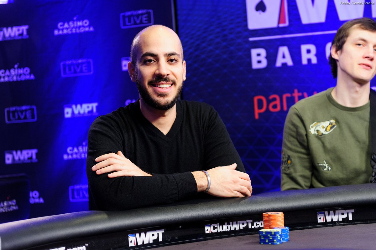World Poker Tour On Twitter Alain Zeidan Is Eliminated In 6th Place Of Wptbarcelona By Partypokerlive For 120 000 Follow The Live Stream Here Https T Co Xzhwvbcf2m Https T Co Y6sgp7g3p4
