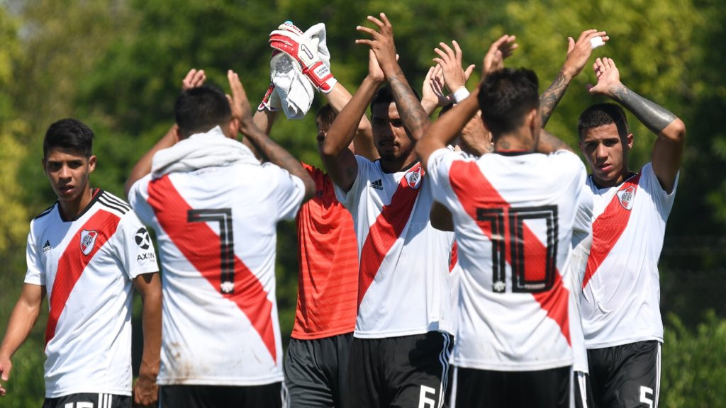 River Plate's photo on Zapata