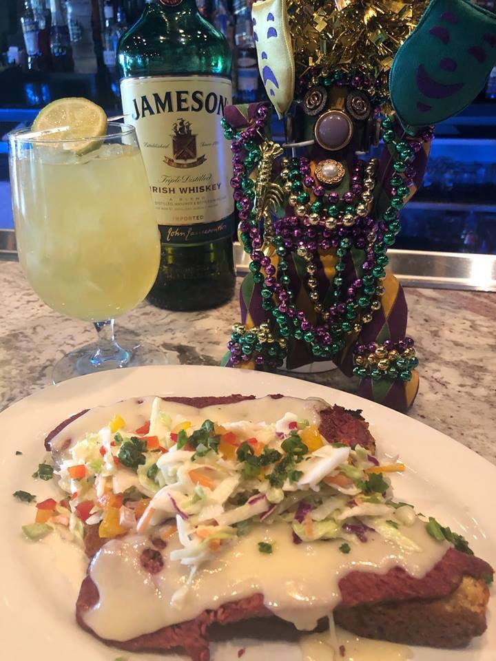 Top story: @jenpbradley: 'Happy #StPatricksday (with a Cajun flair!) 🍀 Watch @lolassummerlin share today's festive special with @JackieKostek @KTNV, 6am hour!   Open face #Cornedbeef sandwich & the #Irish Gold cocktail… , see more http://tweetedtimes.com/VegasMonthly?s=tnp…