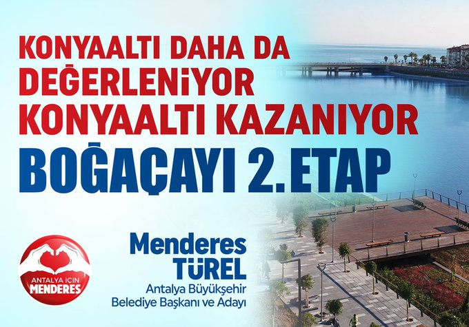 #AntalyaiçinMenderes Fotoğraf