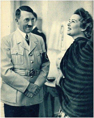 RT @pamyat_v_kadrah: Любимая актриса Гитлера - русская разведчица Ольга Чехова. https://t.co/XOPviTFiar
