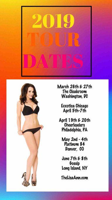 I love to travel! Check out my 2019 tour dates! #DC #Chicago #Philly #Denver #GossipLI https://t.co/