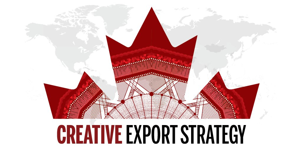 Maximize your export potential by participating in the @CdnHeritage and @TCS_SDC Creative Industries Export Seminar, March 22 in #Moncton, #Halifax, #Charlottetown and #StJohns. New and experienced exporters are welcome. #CreativeExportCanada http://ow.ly/KBwX30o07iT