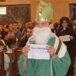 Image for the Tweet beginning: St Patrick of Ireland is