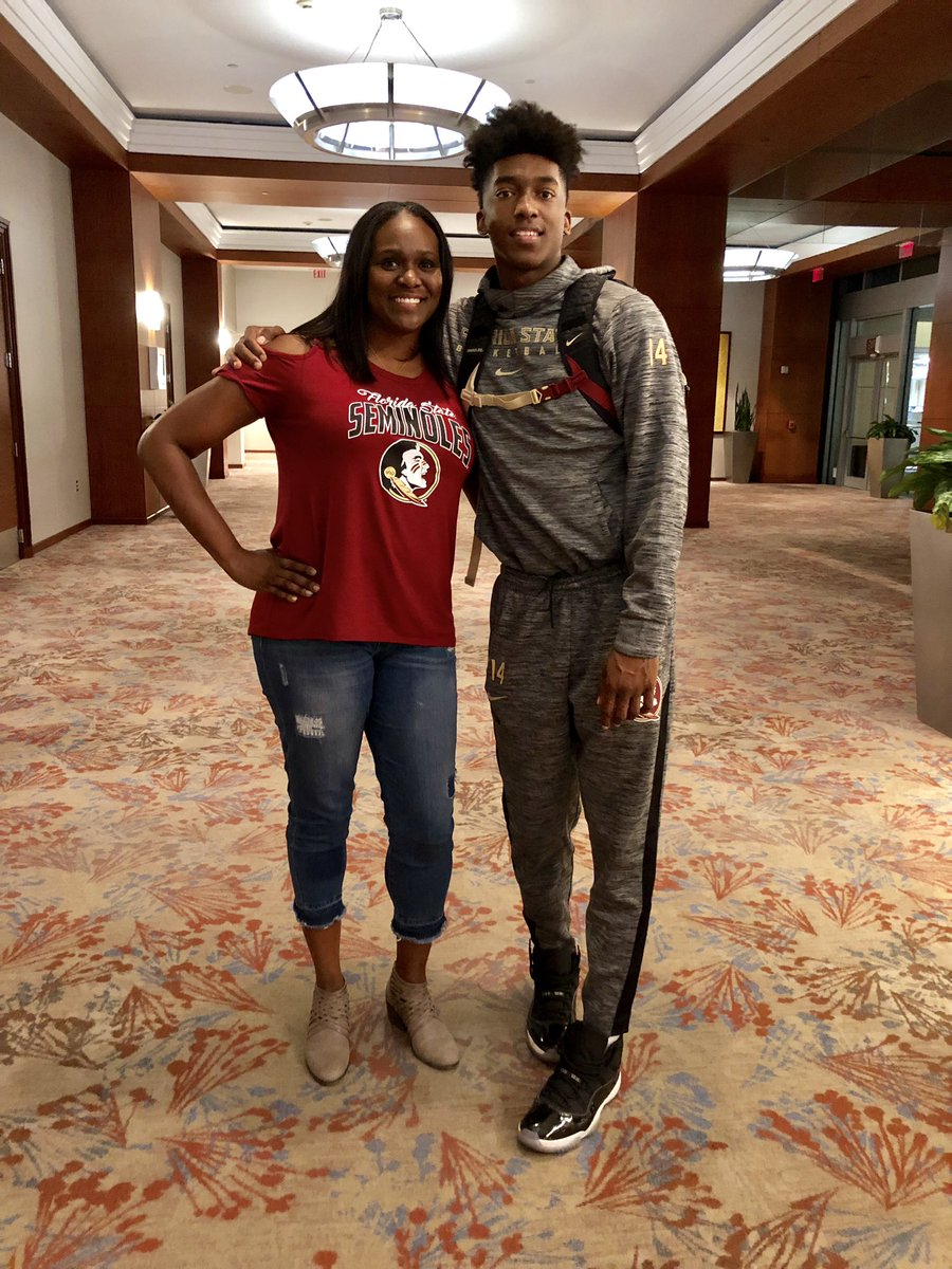 What day is it?   It is Selection Sunday can you tell by these smiles!  We are going @terance_mann <br>http://pic.twitter.com/Fzyg7pIurU