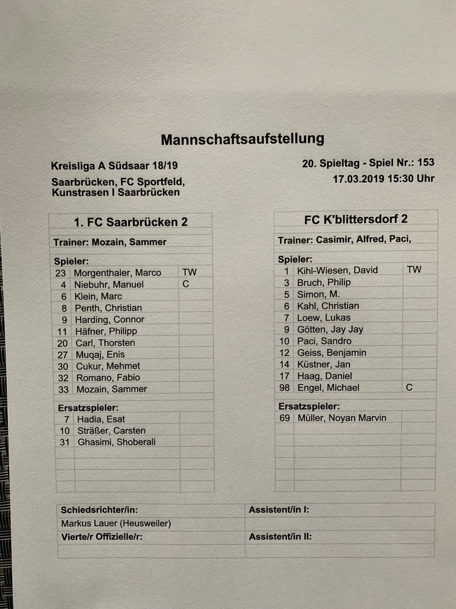 1. FC Saarbrücken (@ersterfcs) | Twitter
