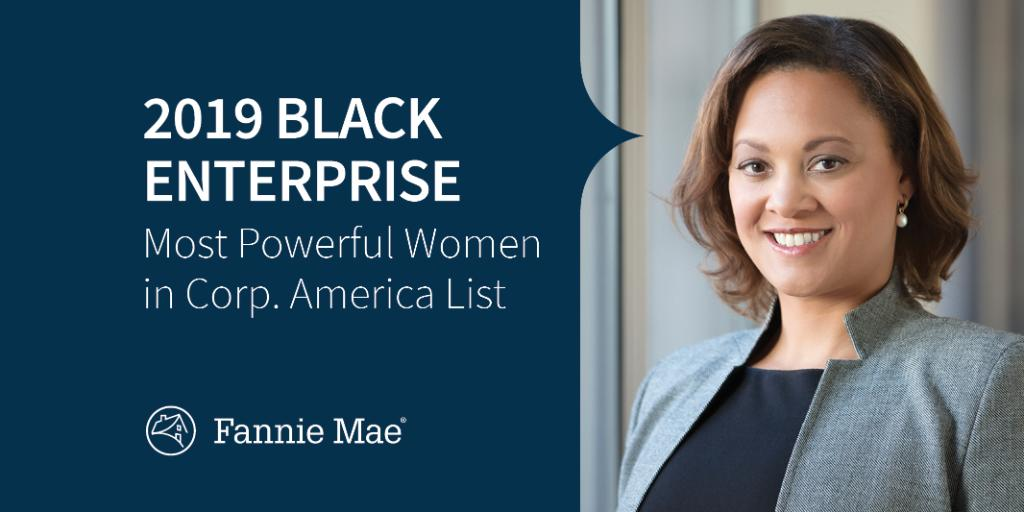 Congrats to our COO Kimberly Johnson for being named to @BlackEnterprise's Most Powerful Women in Corporate America list. http://spr.ly/6014EkHfu