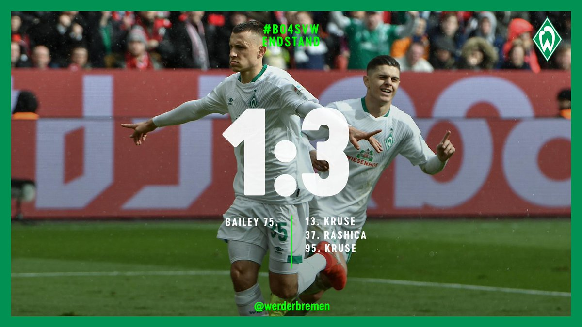 SV Werder Bremen's photo on #b04svw