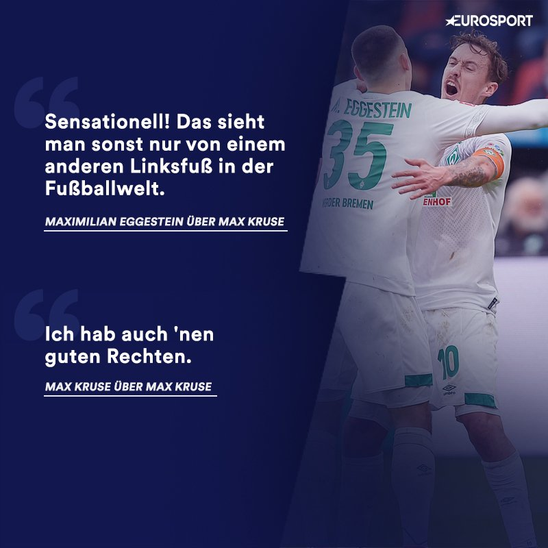 Eurosport DE's photo on #Kruse