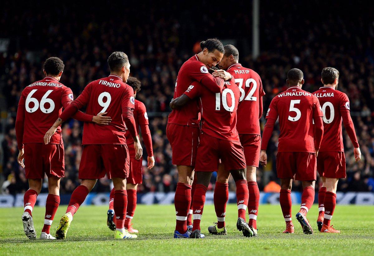 Liverpool FC News's photo on Van Dijk