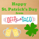 Image for the Tweet beginning: Happy St. Patrick's Day from
