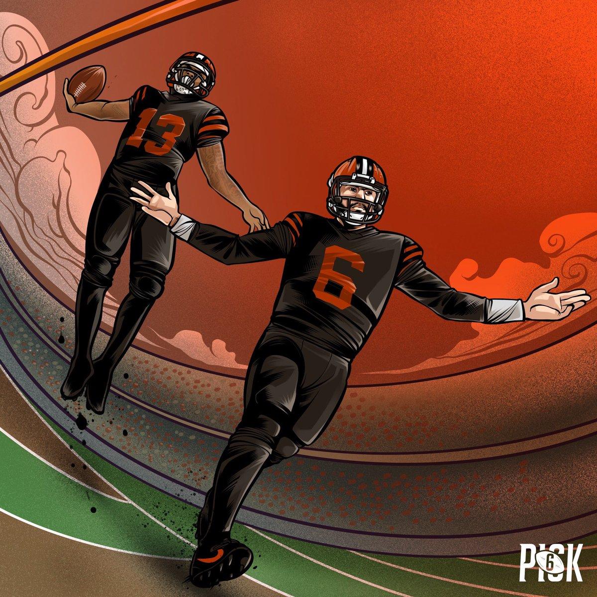 Coming this Fall #Browns @obj @bakermayfield <br>http://pic.twitter.com/sK2bD9vmBu