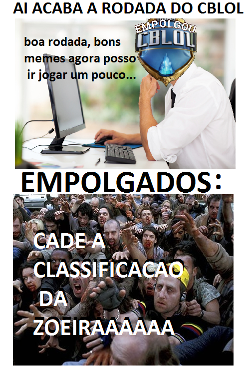 Empolgou - CBLOL's photo on #CBLoL