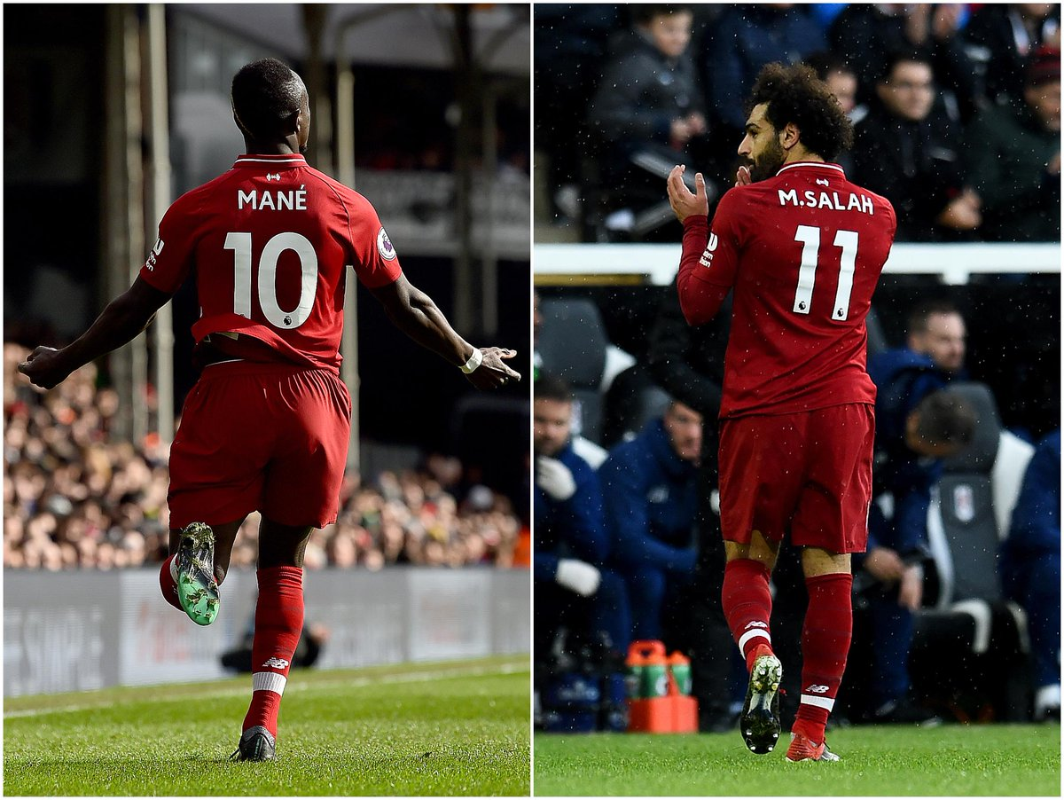 Average #FPL points over last 8 GWs:   🇪🇬Mohamed Salah – 3.5  🇸🇳Sadio Mane – 8.9  Is there a new 👑 in town?