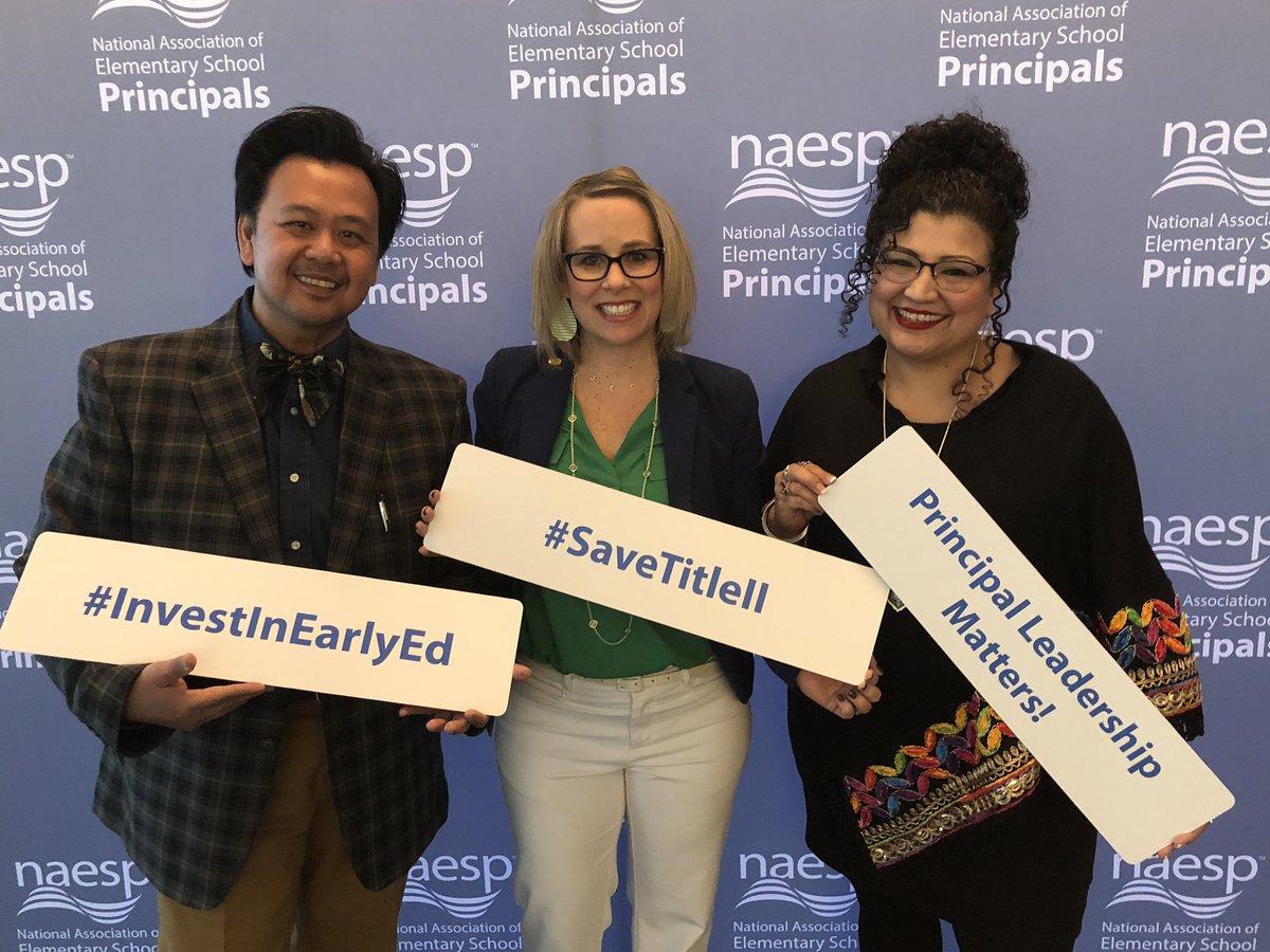 Principal Leadership Matters! @annette_mia @Torius100 @TEPSAtalk #welead #naespNLC