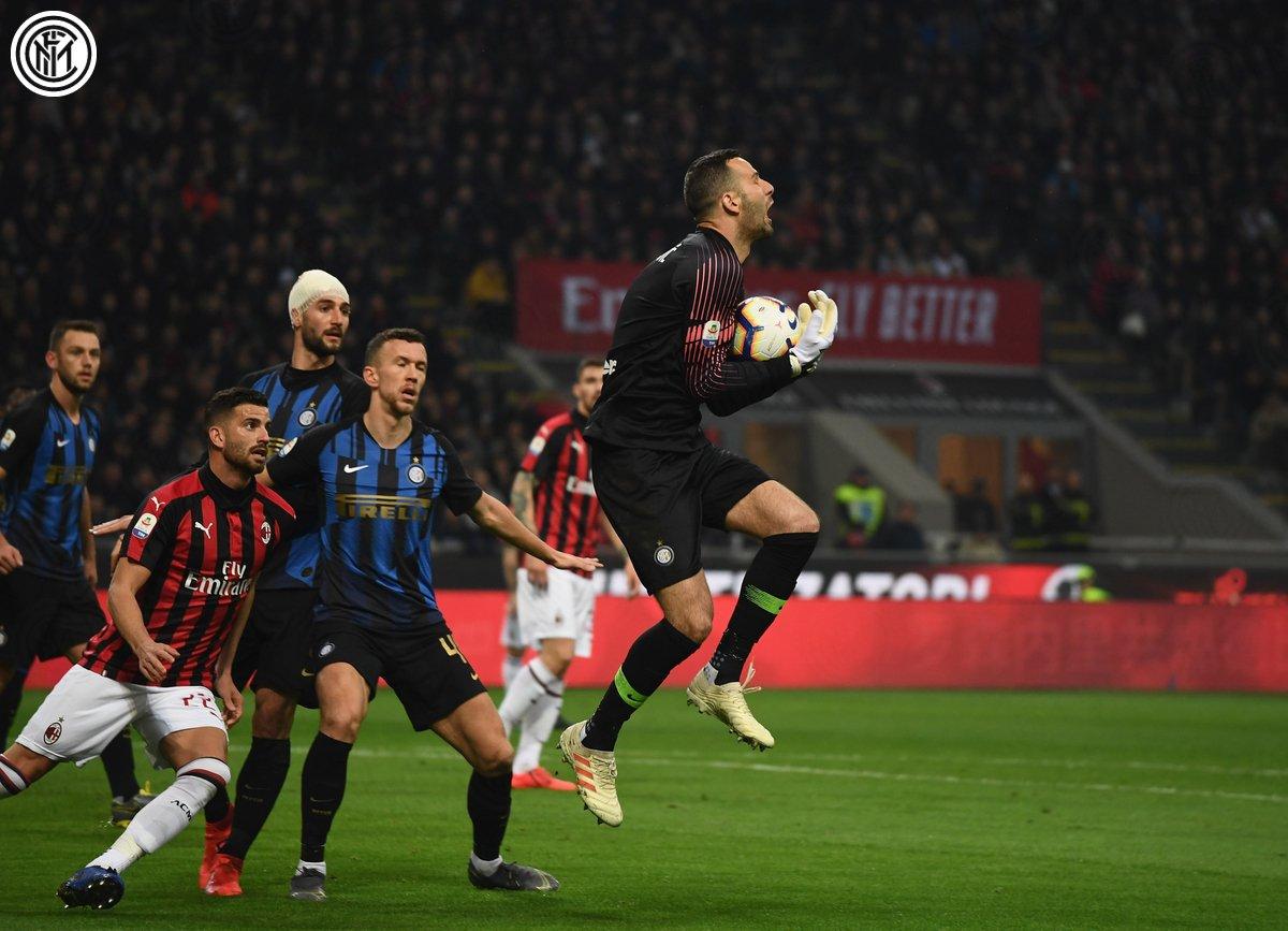 xem lại trận AC Milan vs Inter Milan