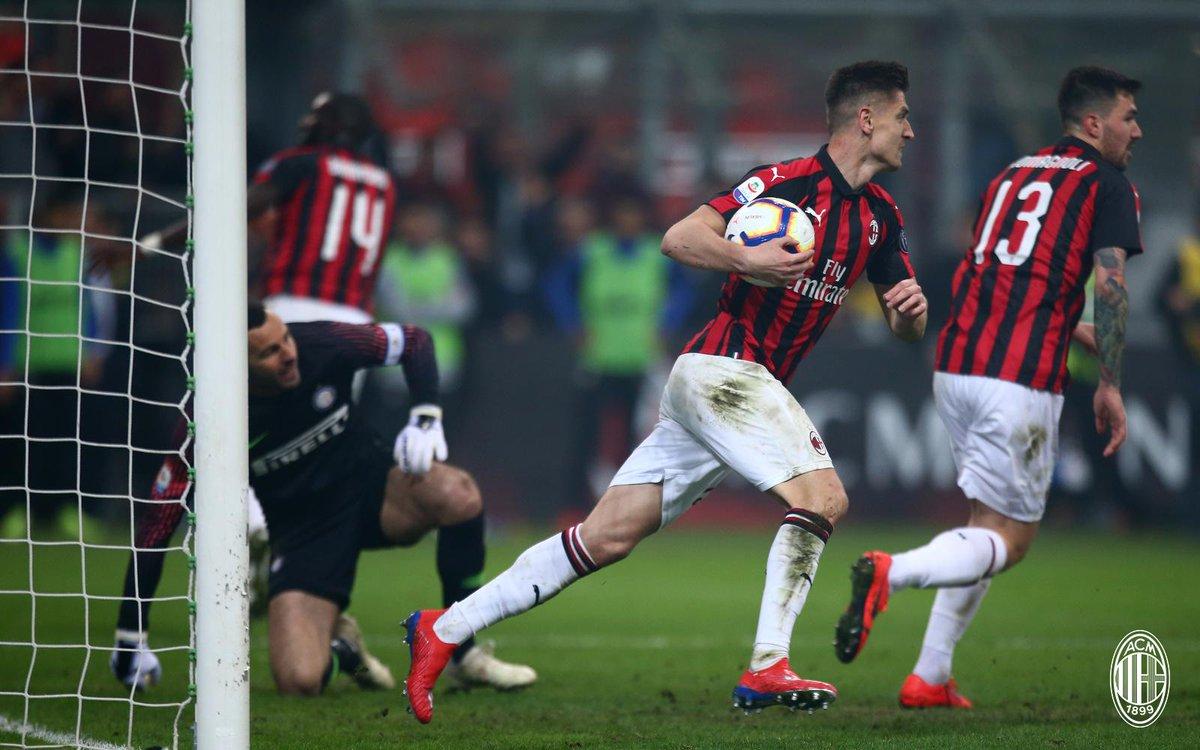 أهداف المباراة المثيرة بين إنتر ميلان وميلان (3-2) - الدوري الإيطالي