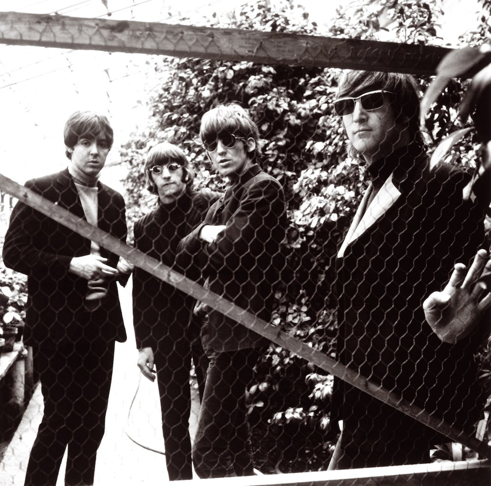"""""""People wonder what we are doing - but what we are doing is just singing songs."""" - Paul #TheBeatles"""