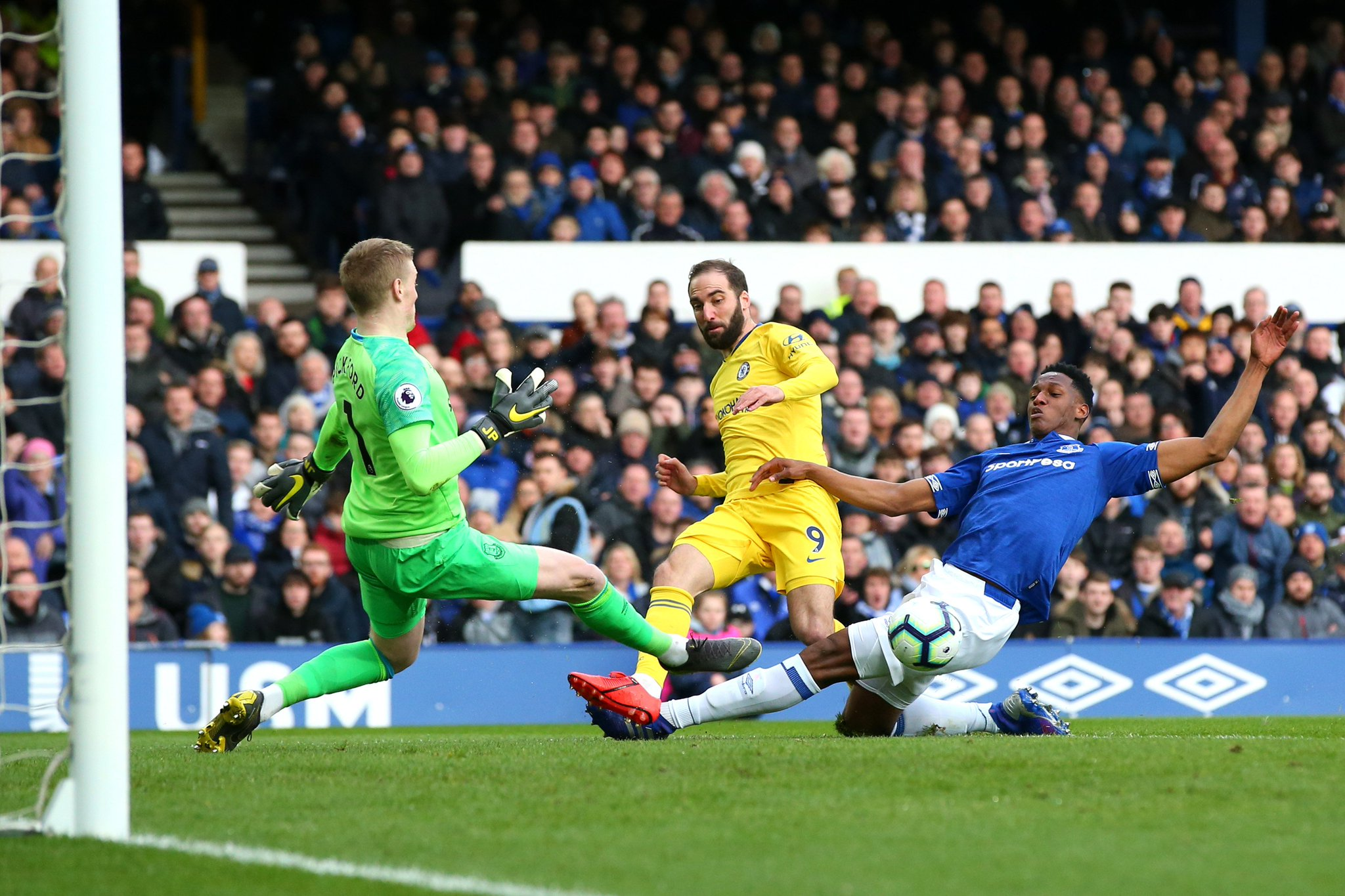Everton vs Chelsea Highlights Video