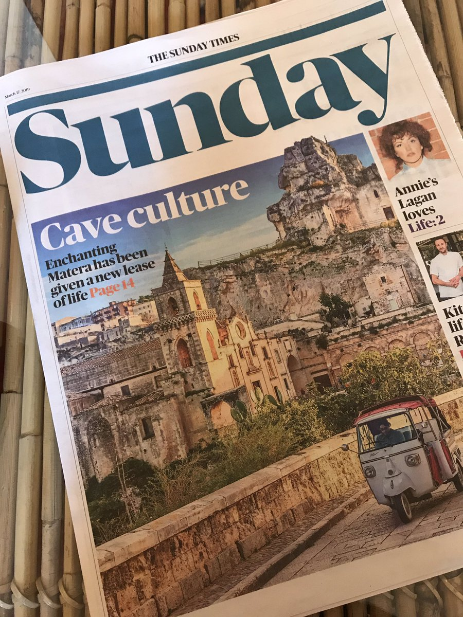 RT @galway2020: Read all about Matera in today's...