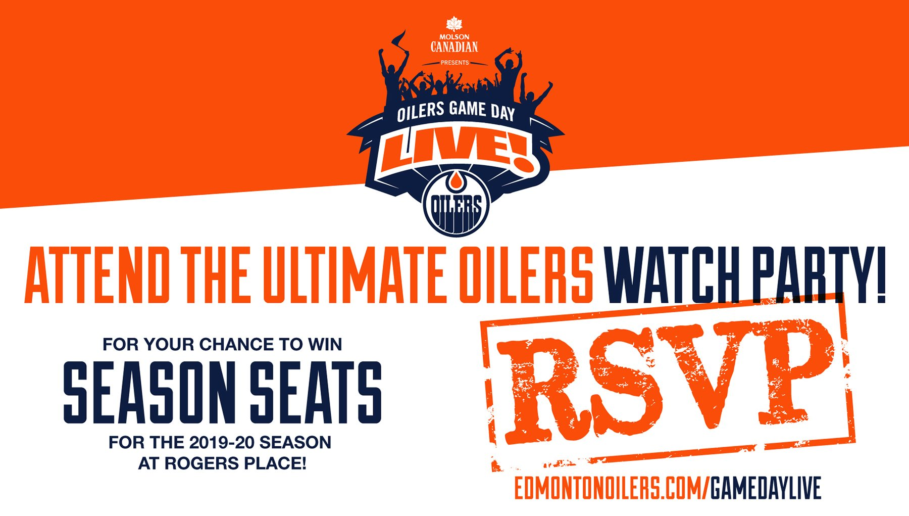 Edmonton Oilers On Twitter Highrun Club 4926 98 Ave Nw Is The Molson Canadian Gamedaylive Location For Tonight S Oilers Vs Vegas Golden Knights Matchup Rsvp Full Details At Https T Co Jemsvmvhrh Https T Co 5qeenwgbmw