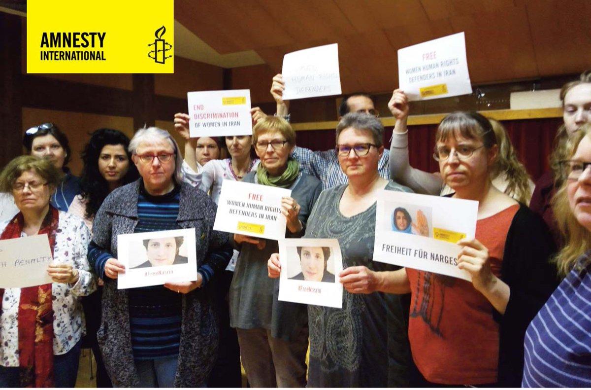 Amnesty Frauenrechte @AIFrauenrechte