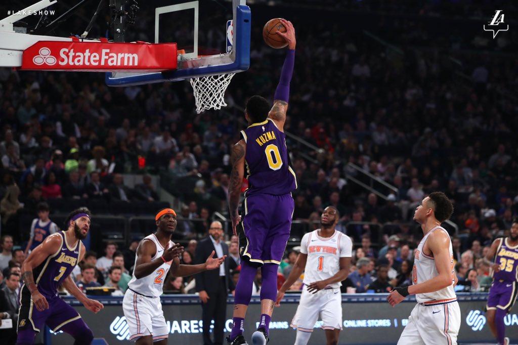 bb446c71fdb3 Los Angeles Lakers on Twitter