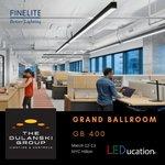 Image for the Tweet beginning: Visit Finelite at LEDucation to