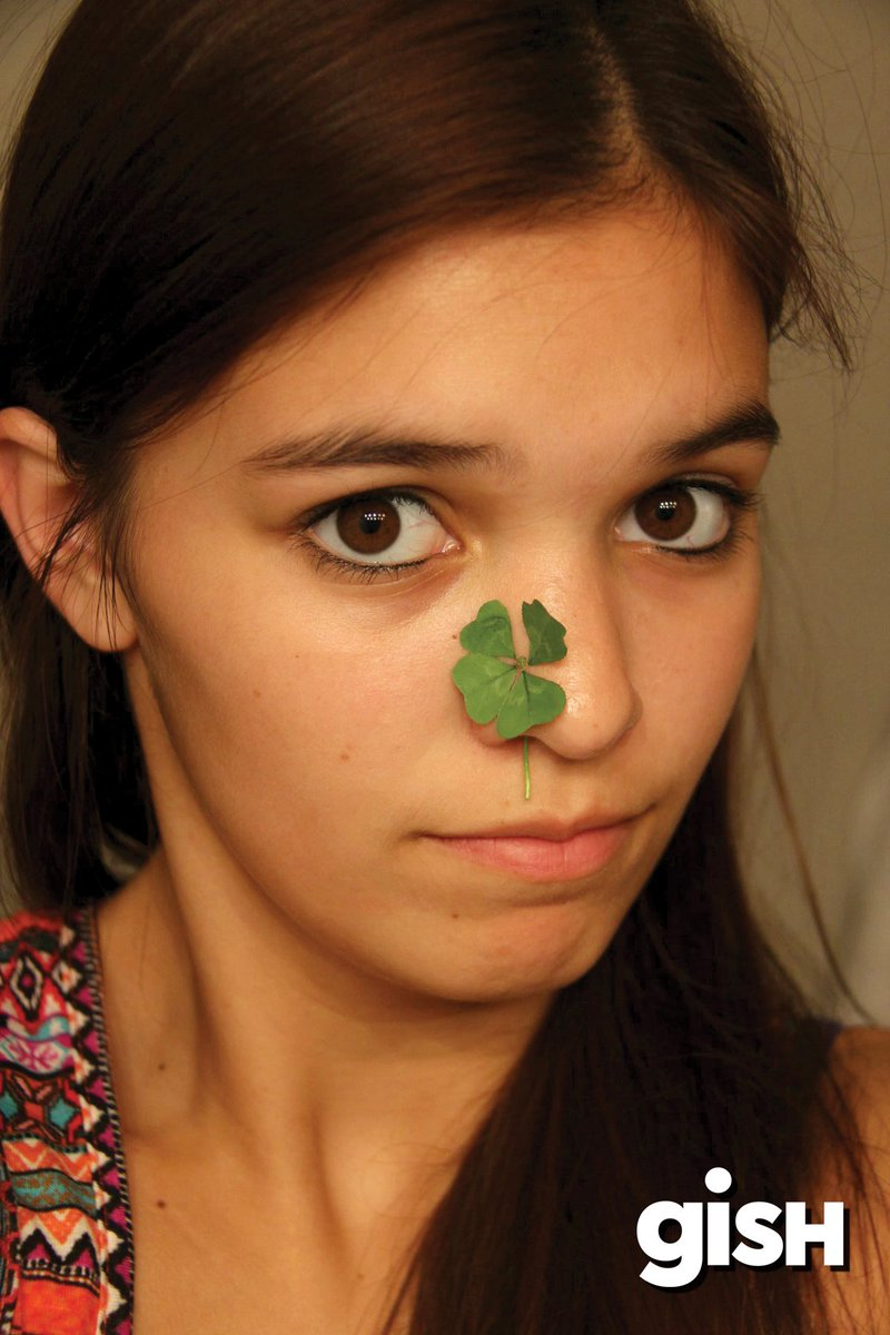 Gish On Twitter Happystpatricksday May You All Get Lucky Gish 2012 Item 17 Thread The Stem Of An Actual Still Green Four Leafed Clover Through The Hole Of A Nose Piercing Https T Co Ahcmykeqqy