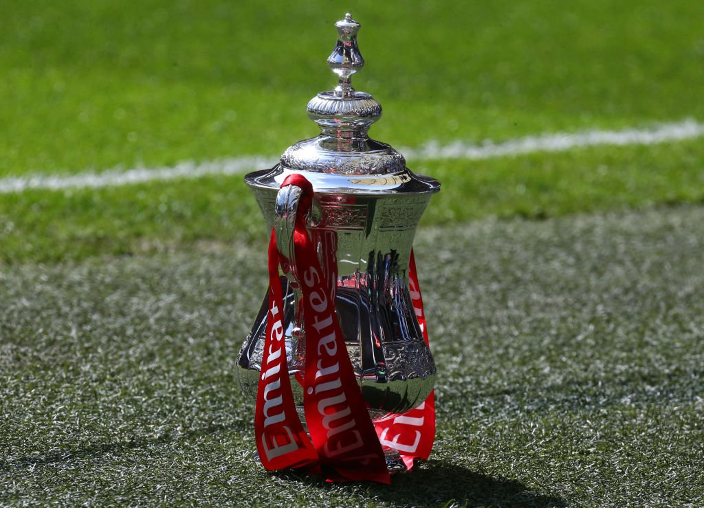 Wembley awaits!  The #FACup semi-final draw has been made: https://bbc.in/2OaV0qQ  #bbcfacup