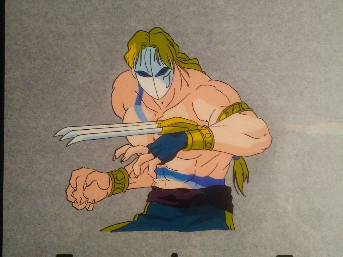 Isaac Enriquez On Twitter Streetfighter2 Vega Animated Movie