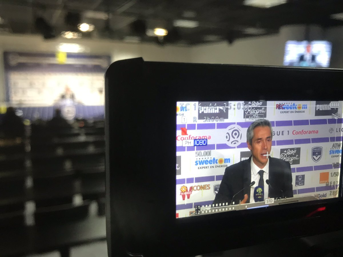 Web Girondins's photo on Paulo Sousa