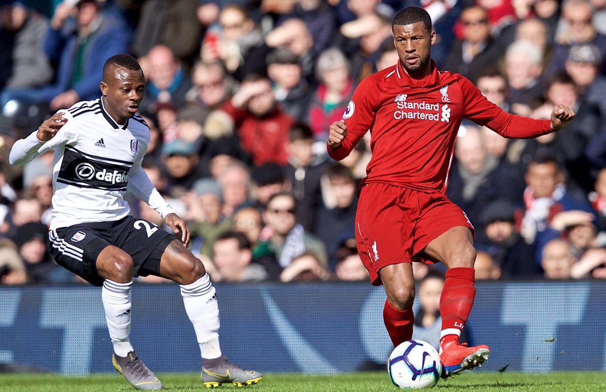 Tough match, but taking home 3 hard fought points! 💪🏾 Great closure of a BIG WEEK. 🔴🔴 #FULLIV #YNWA