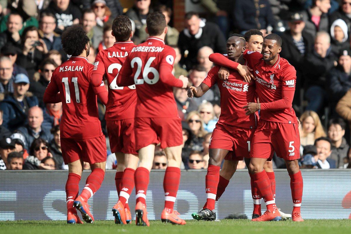 Xem lại Fulham vs Liverpool, 21h15 ngày 17/3 (Ngoại hạng Anh)