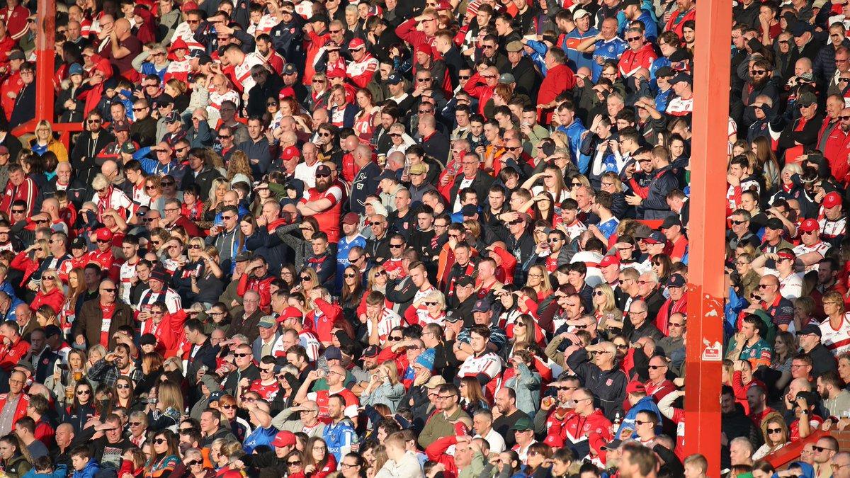 Hull Kingston Rovers's photo on #RedArmy