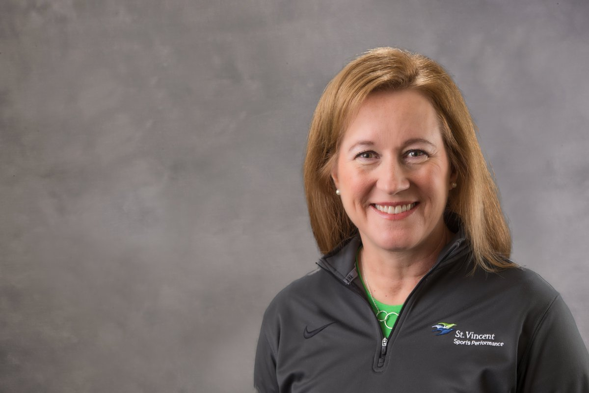.@kstippy Kris Schepers is the LUCKY @DefiningSports #NATM2019 spotlight today!  One of our most experienced, Kris provides amazing care to the student-athletes of @UHSathletics and several other #svspfam such as the @nfl pre-combine program. Thanks for all you do Kris!! <br>http://pic.twitter.com/D04naXrOln