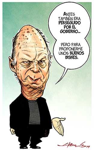 RT @lajornadaonline: #MonerosLaJornada Perseguido, cartón de @monerohernandez https://t.co/uUhyae8TSt https://t.co/xD3tkSDrgN