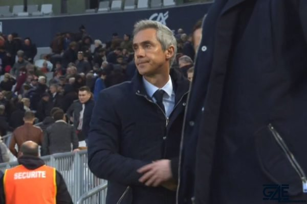 Girondins4ever's photo on Paulo Sousa