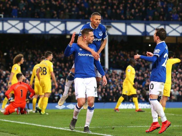 Video: Everton vs Chelsea