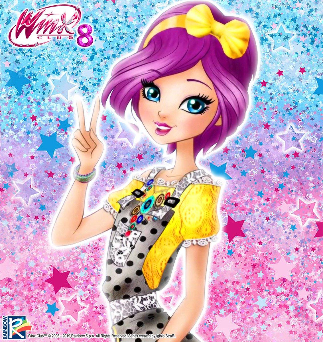 #Winx #WinxClub #Winx8 #Tecna