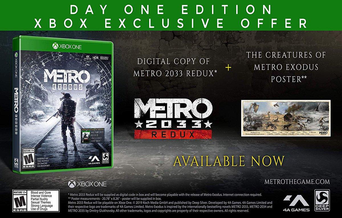 metro exodus aurora edition best buy