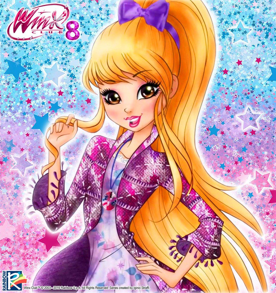 #Winx #WinxClub #Winx8 #Stella