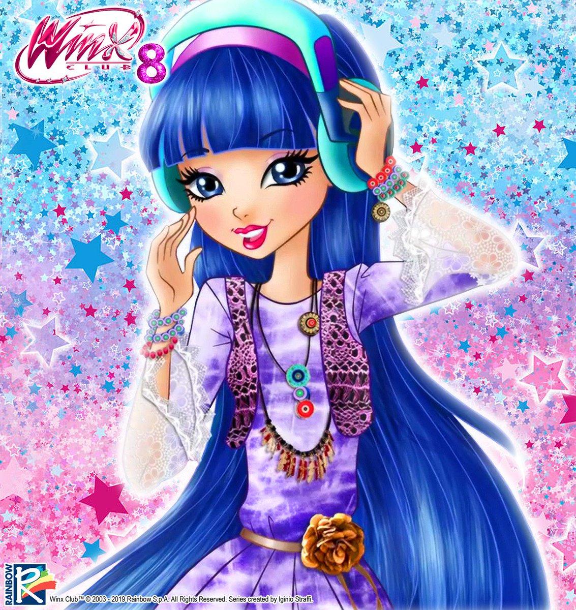#Winx #WinxClub #Winx8 #Musa