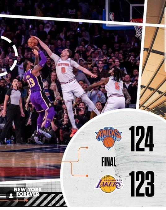 Knicks Photo