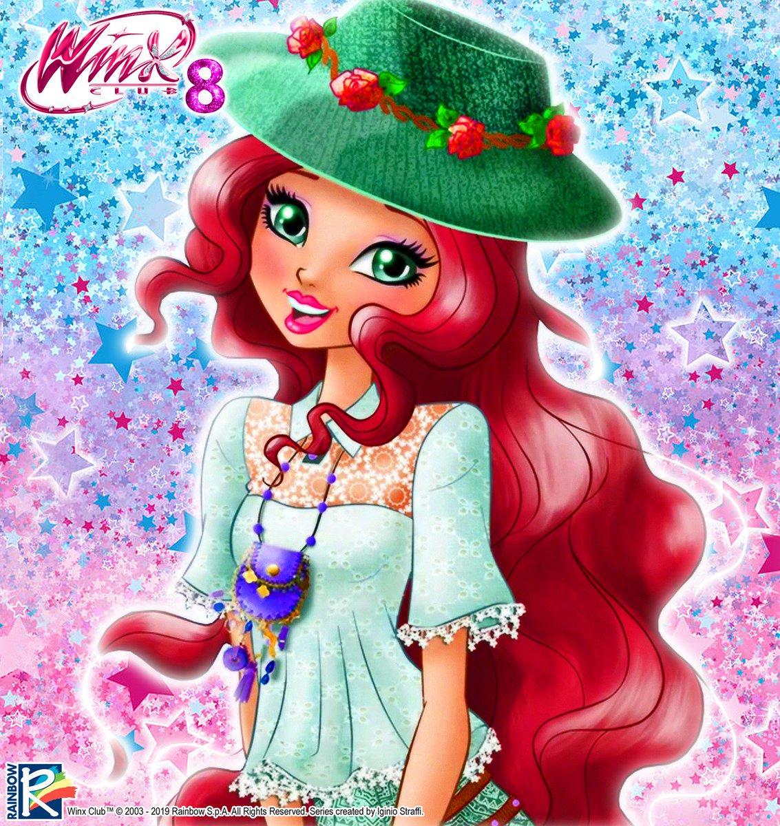 #Winx #WinxClub #Winx8 #Layla #Aisha