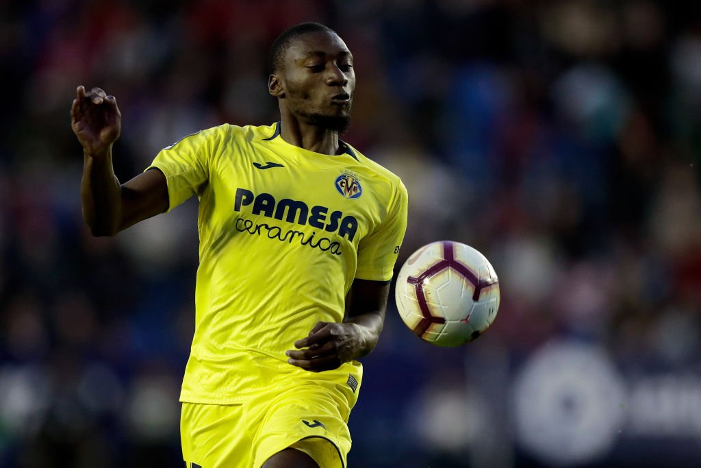 UEFA.com en español's photo on Ekambi