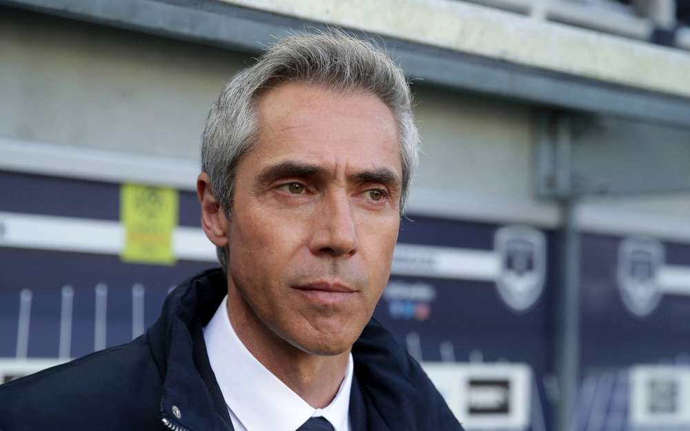 SudOuest Sport's photo on Paulo Sousa